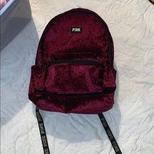 Pink!! Victoria secret backpack